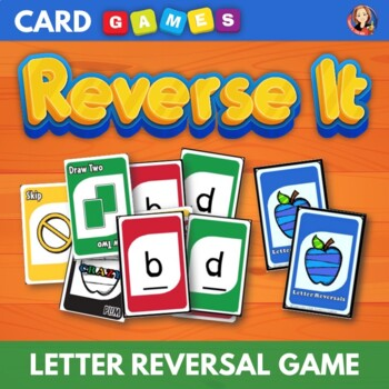 I Know - Letter Reversal Card Game