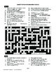Crossword Puzzle: The Constitution, AMERICAN HISTORY LESSO