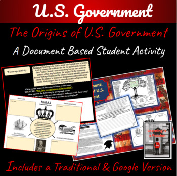 U.S. Government: The Origins of American Government Studen
