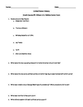 U.S. History Crash Course #9
