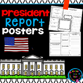U.S. President Research Report Poster