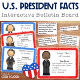 U.S. Presidents Facts Bulletin Board