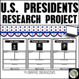 U.S. Presidents Graphic Organizers