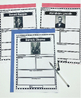 U.S. Presidents Graphic Organizers