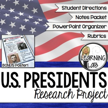 U.S. Presidents Research Project