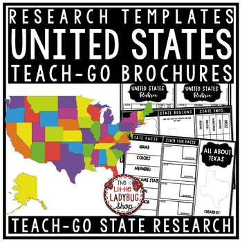 U.S. States Research Brochures
