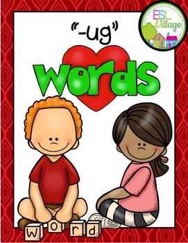 -ug word family