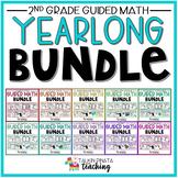 ULTIMATE 2nd Grade Guided Math Bundle