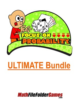 ULTIMATE Focus on Probability (Games, Activities & Posters)