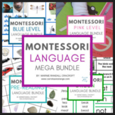 Montessori MEGA Language Materials Pack