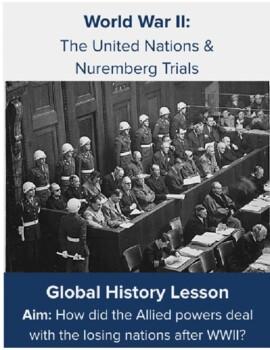 UN & The Nuremberg Trials