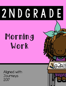 UNIT 1 - Week 1 - Second Grade Daily Morning Work - Aligne