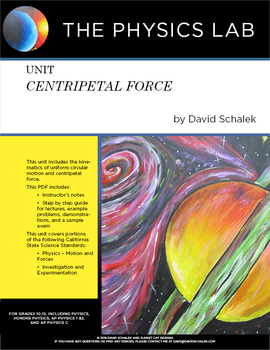 Unit: Centripetal Force