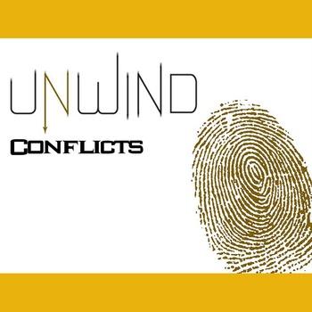 UNWIND Conflict Graphic Organizer - 6 Types of Conflict