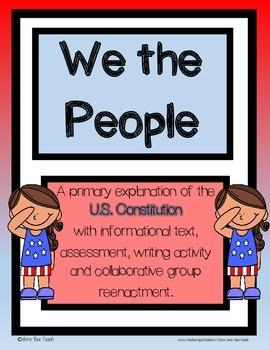 U.S. Constitution Government Unit
