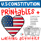 US Constitution 1st/2nd/3rd