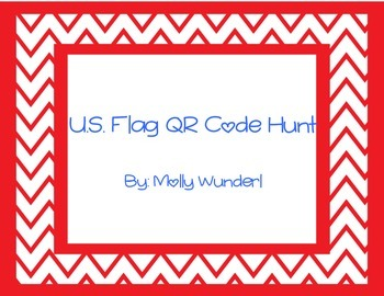 U.S. Flag QR Code Research