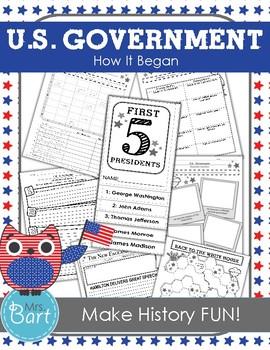 U.S. Goverment Unit- 32 PAGES!!