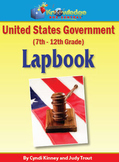 U.S. Government Lapbook Lapbook (7-12th)