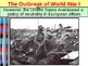 U.S. HISTORY UNIT 9 LESSON 2: The Outbreak of World War I