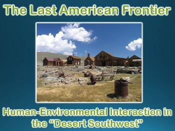 Transforming the Great American Desert PowerPoint (Imperia