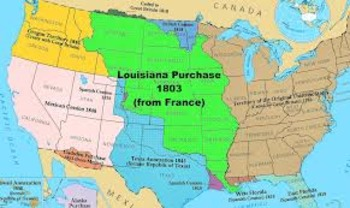 US History Lessons Louisiana Purchase Question Type Exercise