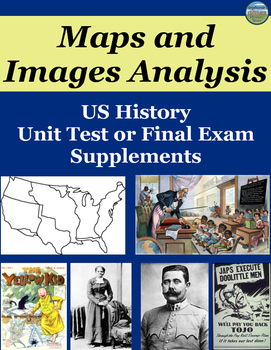 US History Maps and Images Analysis