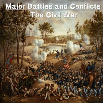 US History Middle School: Major Battles and Conflicts Duri