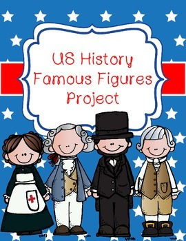 US History Project: Famous Figures in American History Bio