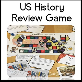 US History Review Game