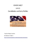 US History: The Constitution and Early Politics Common Cor