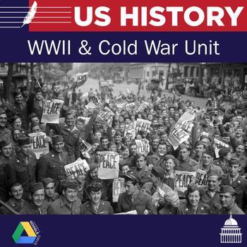 US History Unit 8: World War II and Cold War