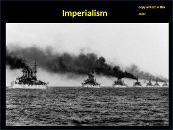 The Complete U.S. History Imperialism Unit (1880's-1914)