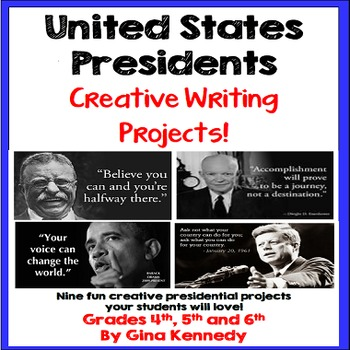 Presidents Creative Writing and Research Projects