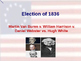 US Presidential Elections - Election of 1836 & 1840 - Van