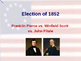 US Presidential Elections - Election of 1852 & 1856 - Pier