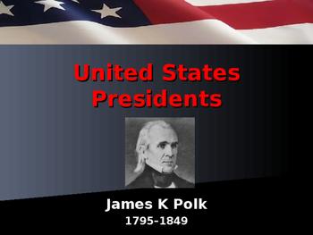 US Presidents - #11 - James K Polk - Summary