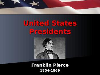 US Presidents - #14 - Franklin Pierce - Summary