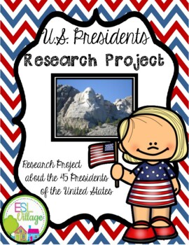 Presidents Day (Research Project)