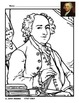 US Presidents Coloring Pages (First Ten)