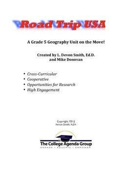 Road Trip USA!