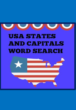 US States and Capitals