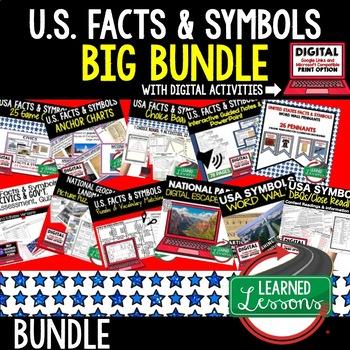 CIVCS US Symbols, Monuments, Songs, Oaths, Facts, Building