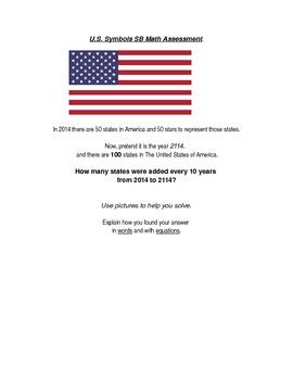 US Symbols-Smarter Balanced Math Assessment