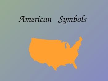 USA American Symbols