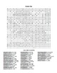 USA Presidents Word Search!  U.S. History FUN!