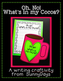 Uh, Oh! What's in my Cocoa? {A winter craftivity and writi