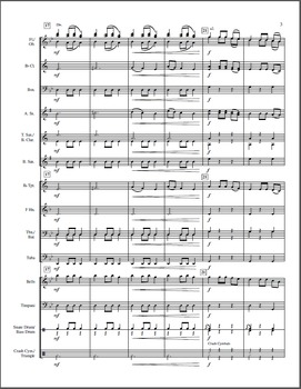 Ukrainian Bell Carol for Band