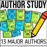Ultimate Author Study Pack! {13 Children's Authors}