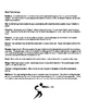 Ultimate Frisbee Handout and Worksheet